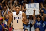 Duke Freshmen Star Jabari Parker Enters 2014 NBA Draft